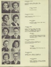 Page 13, 1940 Edition, Trinidad High School - Wildcat Yearbook (Trinidad, CO) online yearbook collection