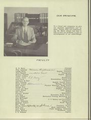 Page 7, 1940 Edition, Trinidad High School - Wildcat Yearbook (Trinidad, CO) online yearbook collection
