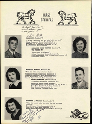 Page 12, 1948 Edition, Trinidad High School - Wildcat Yearbook (Trinidad, CO) online yearbook collection