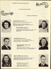 Page 13, 1948 Edition, Trinidad High School - Wildcat Yearbook (Trinidad, CO) online yearbook collection
