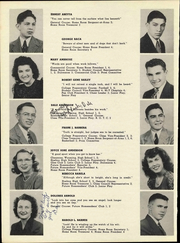 Page 14, 1948 Edition, Trinidad High School - Wildcat Yearbook (Trinidad, CO) online yearbook collection