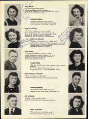 Page 16, 1948 Edition, Trinidad High School - Wildcat Yearbook (Trinidad, CO) online yearbook collection