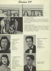 Page 16, 1959 Edition, Trinidad High School - Wildcat Yearbook (Trinidad, CO) online yearbook collection
