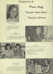 Page 6, 1959 Edition, Trinidad High School - Wildcat Yearbook (Trinidad, CO) online yearbook collection