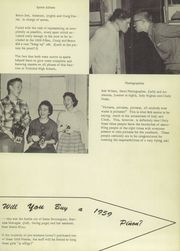 Page 7, 1959 Edition, Trinidad High School - Wildcat Yearbook (Trinidad, CO) online yearbook collection