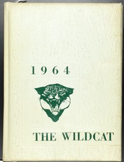 1964 Edition, Trinidad High School - Wildcat Yearbook (Trinidad, CO)
