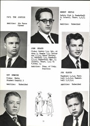 Page 14, 1965 Edition, Trinidad High School - Wildcat Yearbook (Trinidad, CO) online yearbook collection