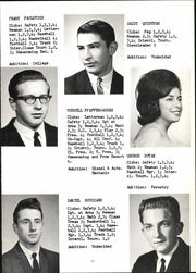 Page 15, 1965 Edition, Trinidad High School - Wildcat Yearbook (Trinidad, CO) online yearbook collection