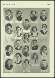 Page 11, 1938 Edition, Delta High School - Panther Yearbook (Delta, CO) online yearbook collection