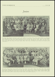 Page 15, 1938 Edition, Delta High School - Panther Yearbook (Delta, CO) online yearbook collection