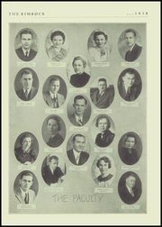 Page 7, 1938 Edition, Delta High School - Panther Yearbook (Delta, CO) online yearbook collection