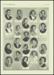 Page 9, 1938 Edition, Delta High School - Panther Yearbook (Delta, CO) online yearbook collection
