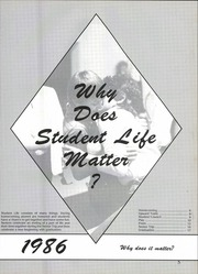 Page 9, 1986 Edition, Delta High School - Panther Yearbook (Delta, CO) online yearbook collection