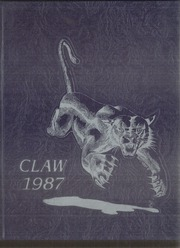 1987 Edition, Arvada West High School - Claw Yearbook (Arvada, CO)