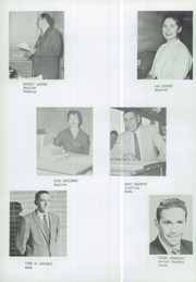 Page 12, 1959 Edition, Widefield High School - Spartacus Yearbook (Colorado Springs, CO) online yearbook collection