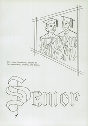 Page 15, 1959 Edition, Widefield High School - Spartacus Yearbook (Colorado Springs, CO) online yearbook collection