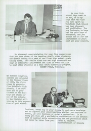 Page 8, 1959 Edition, Widefield High School - Spartacus Yearbook (Colorado Springs, CO) online yearbook collection