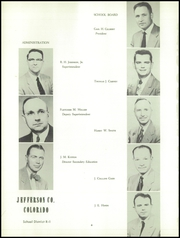 Page 12, 1955 Edition, Arvada High School - Redskin Yearbook (Arvada, CO) online yearbook collection