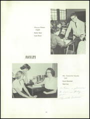 Page 14, 1955 Edition, Arvada High School - Redskin Yearbook (Arvada, CO) online yearbook collection