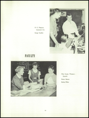 Page 16, 1955 Edition, Arvada High School - Redskin Yearbook (Arvada, CO) online yearbook collection