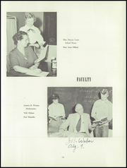 Page 17, 1955 Edition, Arvada High School - Redskin Yearbook (Arvada, CO) online yearbook collection