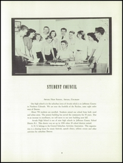 Page 9, 1955 Edition, Arvada High School - Redskin Yearbook (Arvada, CO) online yearbook collection
