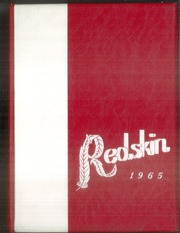 Page 1, 1965 Edition, Arvada High School - Redskin Yearbook (Arvada, CO) online yearbook collection