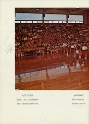 Page 8, 1965 Edition, Arvada High School - Redskin Yearbook (Arvada, CO) online yearbook collection