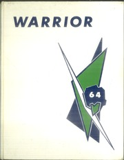 Page 1, 1964 Edition, Westminster High School - Warrior Yearbook (Westminster, CO) online yearbook collection