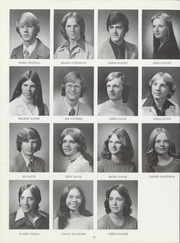 Page 46, 1976 Edition, Westminster High School - Warrior Yearbook (Westminster, CO) online yearbook collection