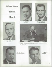 Page 10, 1954 Edition, Bear Creek High School - Bear Tracks Yearbook (Lakewood, CO) online yearbook collection