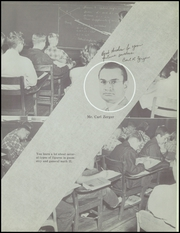Page 15, 1954 Edition, Bear Creek High School - Bear Tracks Yearbook (Lakewood, CO) online yearbook collection