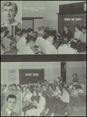 Page 12, 1956 Edition, Bear Creek High School - Bear Tracks Yearbook (Lakewood, CO) online yearbook collection