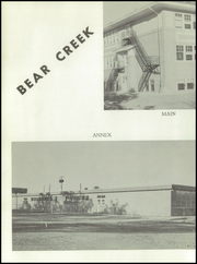Page 6, 1956 Edition, Bear Creek High School - Bear Tracks Yearbook (Lakewood, CO) online yearbook collection