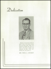 Page 8, 1956 Edition, Bear Creek High School - Bear Tracks Yearbook (Lakewood, CO) online yearbook collection