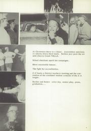 Page 9, 1956 Edition, Cherry Creek High School - Yearbook (Englewood, CO) online yearbook collection