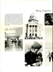 Page 10, 1972 Edition, Cherry Creek High School - Yearbook (Englewood, CO) online yearbook collection