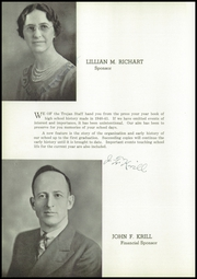 Page 12, 1941 Edition, Longmont High School - Trojan Yearbook (Longmont, CO) online yearbook collection