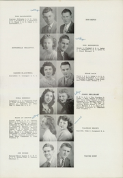 Page 11, 1947 Edition, Longmont High School - Trojan Yearbook (Longmont, CO) online yearbook collection