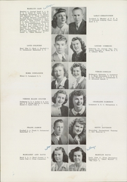 Page 12, 1947 Edition, Longmont High School - Trojan Yearbook (Longmont, CO) online yearbook collection