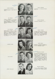 Page 13, 1947 Edition, Longmont High School - Trojan Yearbook (Longmont, CO) online yearbook collection