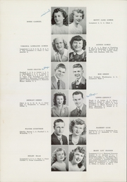 Page 14, 1947 Edition, Longmont High School - Trojan Yearbook (Longmont, CO) online yearbook collection