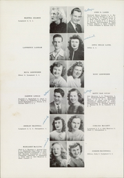 Page 16, 1947 Edition, Longmont High School - Trojan Yearbook (Longmont, CO) online yearbook collection