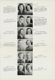 Page 17, 1947 Edition, Longmont High School - Trojan Yearbook (Longmont, CO) online yearbook collection