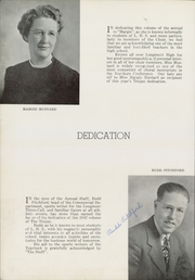 Page 6, 1947 Edition, Longmont High School - Trojan Yearbook (Longmont, CO) online yearbook collection