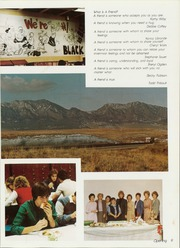 Page 13, 1984 Edition, Pomona High School - Pantera Yearbook (Arvada, CO) online yearbook collection