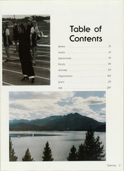 Page 7, 1984 Edition, Pomona High School - Pantera Yearbook (Arvada, CO) online yearbook collection