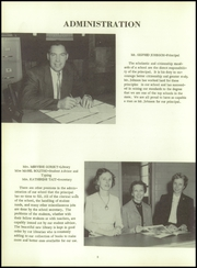 Page 12, 1957 Edition, Golden High School - Yearbook (Golden, CO) online yearbook collection