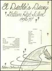 Page 5, 1957 Edition, Golden High School - Yearbook (Golden, CO) online yearbook collection