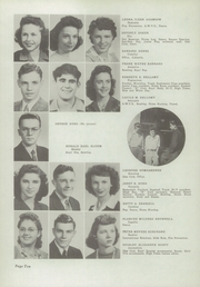 Page 14, 1944 Edition, Englewood High School - Pirate Log Yearbook (Englewood, CO) online yearbook collection